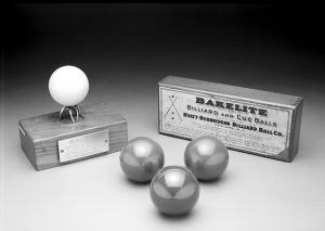 اولین توپ بیلیاردی که تزریق شد