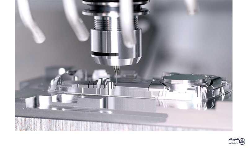 استفاده از فرز CNC در قالب سازی